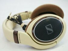Sennheiser HD 598 Over-Ear Headband Headphones - Ivory