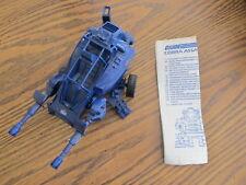 G I Joe ARAH vintage ASP COMPLETE with blueprints 1980s