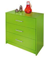 Commode meuble de rangement bahut buffet bas meuble chambre à coucher pin massif