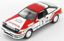 Toyota Celica GT4 Sainz Acropolis Rally 1990 1:43