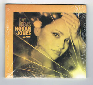 ♫ - NORAH JONES - DAY BREAKS - CD 16 TITRES - 2016 - NEUF NEW NEU - ♫