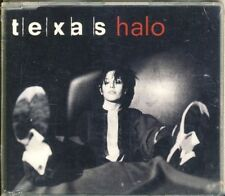 TEXAS - halo UK 4 trk  GERMANY MAXI CD