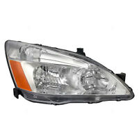 Honda Accord 03 04 05 06 07 2003 - 2007 Head Light Lamp Right Passenger Side