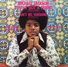 "#40 Michael Jackson You've got a friend / Got to be there (7"" Mexique - 1973)"