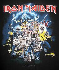 """1996 IRON MAIDEN """"EDDIE - BEST OF THE BEAST"""" (XL) T-Shirt"""