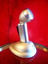 Vintage 1960's Shure Brothers controlled magnetic 440SL microphone w S-36 stand