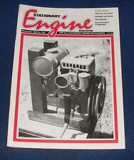 STATIONARY ENGINE MAGAZINE DECEMBER 1990 NO.202 - BLACKSTONE v. STAMFORD