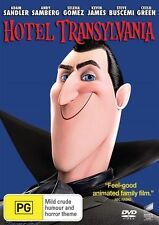 Hotel Transylvania DVD NEW Region 4
