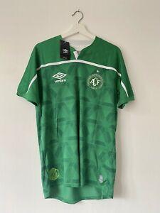 Chapecoense Home Football Shirt 20/21 BNWT Rare Medium