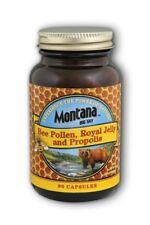 Bee Pollen Royal Jelly and Propolis Montana Big Sky 90 Caps