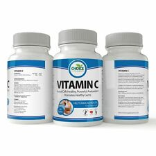 Vitamin C 1000mg Time Release Helps Immune Health High Strength Tablets Free P&P