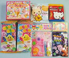 Japan Kawaii Gift 8 Pcs Variety Set Candy Stationery Hello Kitty Kracie New Gift