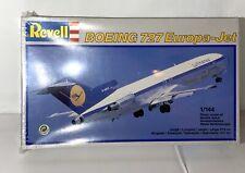 REVELL 727 Luftansa Kit 4201 Factory Sealed Europa Jet 1/144