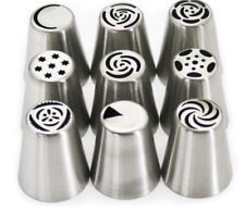 Russian Icing Piping Nozzles Set 71 Pieces