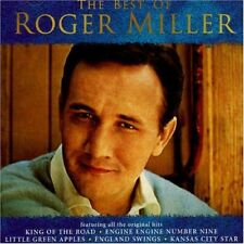Roger Miller - The Best Of Neuf CD