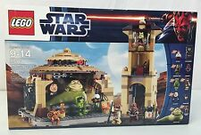 Mouse over image to zoom JABBA-039-S-The-Hutt-PALACE-Lego-9516-STAR-WARS-FACTOR