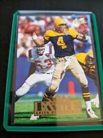 1995  BRETT FAVRE - Fleer Ultra Football Card # 112 - Green Bay Packers