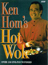 Very Good, Ken Hom's Hot Wok: Over 150 One-pan Wonders, Hom, Ken, Book