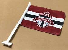 Toronto FC Car Truck Suv Auto Window Double Sided Flag