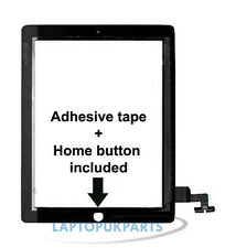 New Apple iPad 2 A1396 Touch Screen Digitizer Glass - 3G & Wi-Fi Black