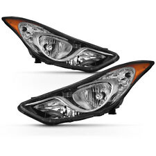 For 11-13 Hyundai Elantra [USA Built Model] Headlight Replacement Lamp Assembly