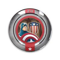DISNEY INFINITY POWER DISCS 2.0 Marvel Avengers &Originals, works with 2.0 & 3.0