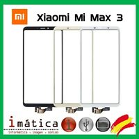 PANTALLA TACTIL PARA XIAOMI MI MAX 3 DIGITALIZADOR BLANCO NEGRO TOUCH SCREEN