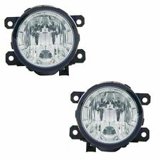 Mitsubishi ASX SUV 2010-> Fog Lights & Daytime Running Lamps 1 Pair O/S & N/S