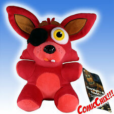 Five Nights at Freddy's ~ FOXY THE PIRATE PLUSH FIGURE ~ Funko FNAF