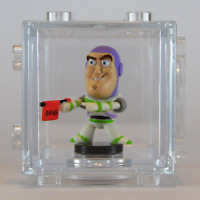 Cube-It Magnetic Figure Disney Blind Box Series 1 - BUZZ LIGHTYEAR