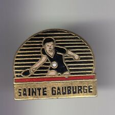 RARE PINS PIN'S .. SPORT PING PONG TENNIS DE TABLE CLUB SAINTE GAUBURGE 61 ~D1