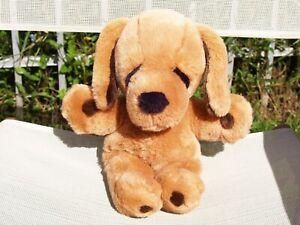 """VINTAGE GUND - STITCHER PUPPY DOG - 16"""" - #1318 - 1979-83 - VERY NICE- ALL TAGS"""