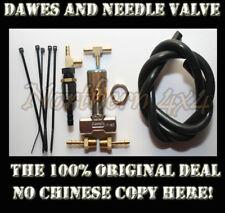 Dawes and Needle Valve Patrol Triton Navara BT50 Amorok Ranger VNT VVT