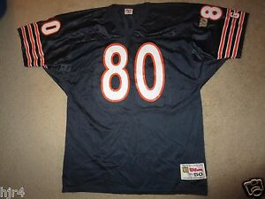 Chicago Bears #80 Conway Wilson NFL Jersey XL 50