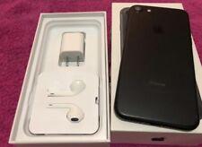 USED Apple iPhone 7 128GB Matte Black - Factory Unlocked, Complete