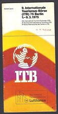 Vintage travel brochures – WORLDWIDE (12)