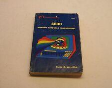 6800 Assembly Language Programming, 1978