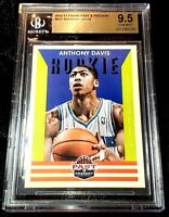 ANTHONY DAVIS 12-13 PAST AND & PRESENT ROOKIE RC LAKERS SSP BGS 9.5 GEM MINT