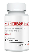 Phenterdrine® Maximum Strength Weight Loss Complex 37.5 Appetite Suppressant