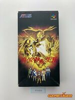 SHIN MEGAMI TENSEI II Nintendo Super Famicom SNES SFC JAPAN Ref:314544