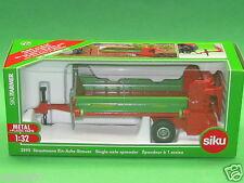 1:32 Siku Farmer 2895 Strautmann Ein-Achs-Streuer Blitzversand per DHL-Paket