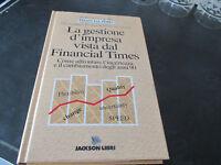 Lorenz Leslie La Gestione D'Empresa Vista De Financial Times Ed. JACKSON Libros