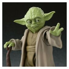 S.H. Figuarts Yoda STAR WARS Revenge of the Sith Bandai Limited Japan New