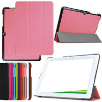 "Tri-Fold Slim Leather Case Cover for 10.1"" Acer Iconia One 10 B3-A20 Tablet Hot"