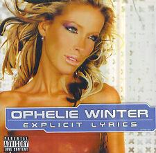 Ophélie Winter : Explicit Lyrics(CD)