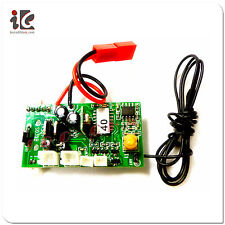 1X PCB 40MHZ CIRCUIT  BOARD FOR SYMA S032 RC HELICOPTER SPARE PARTS S032-19