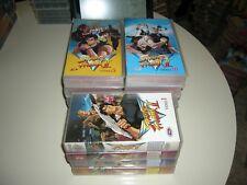 VHS STREET FIGHTERS II VICTORY COMPLETO ANIME DYNAMIC  MANGA YAMATO HENTAI OAV