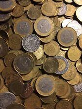 100 Gramm Restmünzen/Umlaufmünzen Marocco