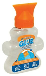 PUZZLE GLUE JIGSAW PIECE SHAPED 5 FL OZ DRIES CLEAR APPLICATOR SPREADER INCLUDED