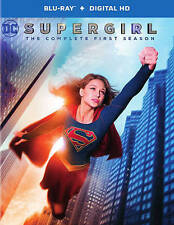 Supergirl: The Complete First Season  (Blu-ray) *Brand New Sealed*